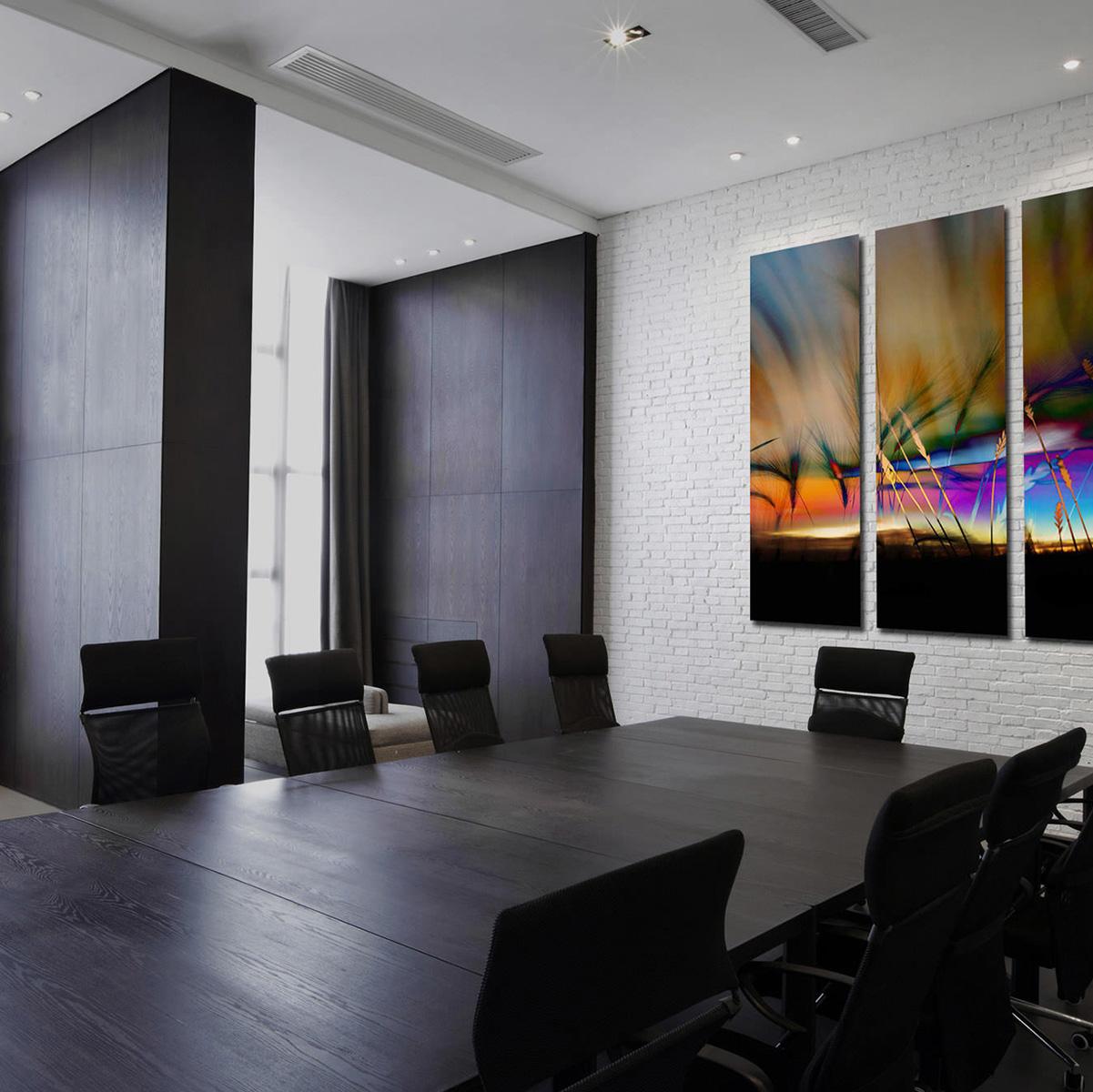 картинки в офис на стену кирпича